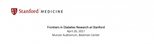 Frontiers in Diabetes Research at Stanford @ Munzer Auditorium, Beckman Center | Stanford | California | United States