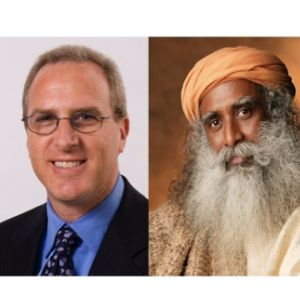 West Meets East | The Capitalist Meets the Guru | A Conversation on Leadership @ Li Ka Shing Center for Learning and Knowledge, Room 130  | Stanford | California | United States