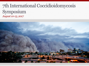 Division of Infectious Diseases & Geographic Medicine: 7th International Coccidioidomycosis Symposium @ LKSC, 2nd Floor Conference Room | Stanford | California | United States