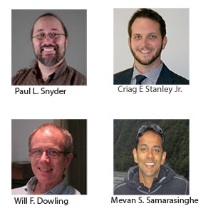 """BMIR Colloquium: Craig E. Stanley Jr., PhD Paul L. Snyder, PhD William F. Dowling, PhD Mevan S. Samarasinghe """"Towards an integrated healthcare knowledge graph: Transforming and connecting dynamic healthcare data"""" @ MSOB, Conference Room X-275   Stanford   California   United States"""