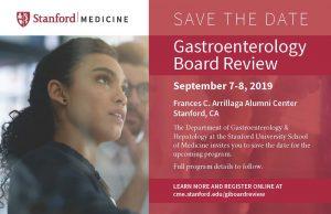 CME Gastroenterology Board Review | Medicine Calendars
