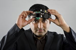 """BMIR Research Colloquium: Ramesh Raskar, PhD """"Health Grid: Making Invisible Visible with Data, ML and Devices"""" @ MSOB Conference Room X275"""