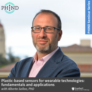 PHIND Seminar: Plastic-based sensors for wearable technologies: fundamentals and applications @ Zoom - See Description for Zoom Link