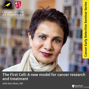 """CEDSS Seminar: """"The First Cell: A new model for cancer research and treatment"""" @ Zoom - See Description for Zoom Link"""