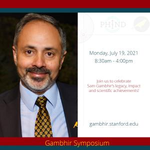 Gambhir Symposium @ Virtual Event