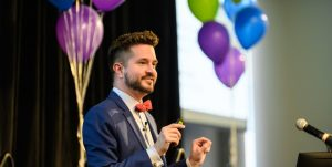 "Inclusion 2020: Staff Event with Mitchell Lunn: ""Conducting Community-Engaged Research with LGBTQ+ Communities"" @ Alway M114"